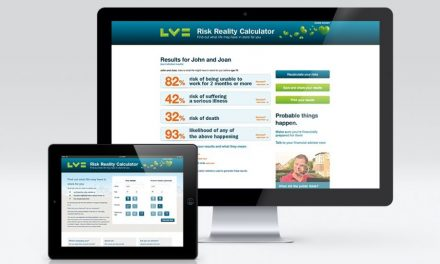 CASE STUDY: LV= Risk Reality Calculator