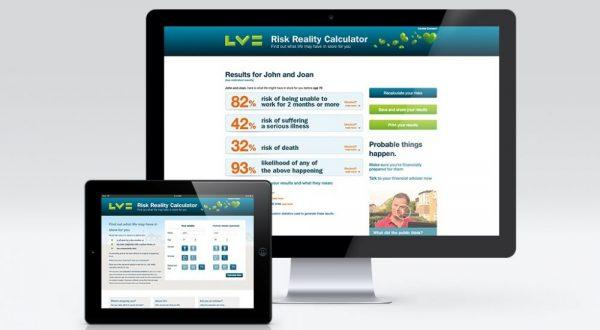 LV= Risk Calulator