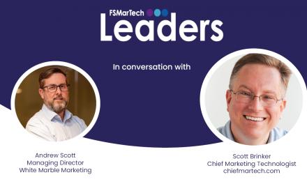 FSMarTech Leaders Interview: Scott Brinker