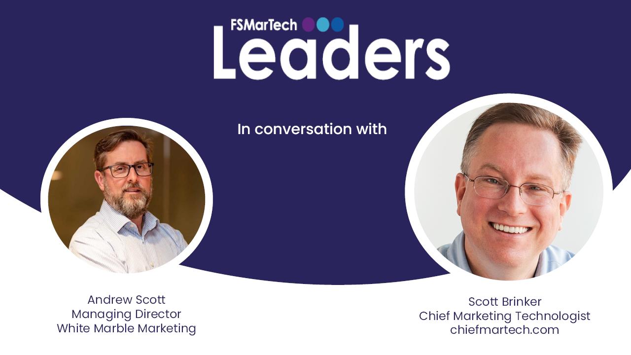Scott Brinker FSMarTech Leaders Thumbnail