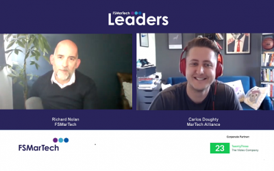FSMarTech Leaders Interview: Carlos Doughty