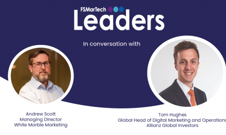FSMarTech Leaders: Tom Hughes