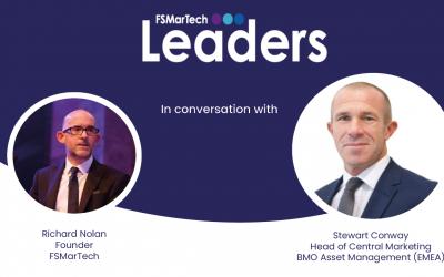 FSMarTech Leaders: Stewart Conway