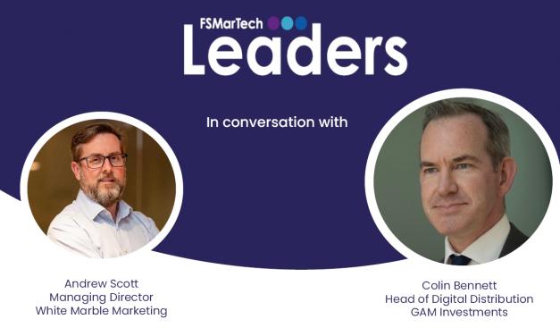 FSMarTech Leaders: Colin Bennett