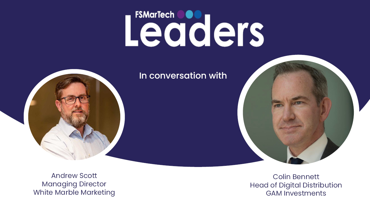 FSMarTech Leaders with Colin Bennett